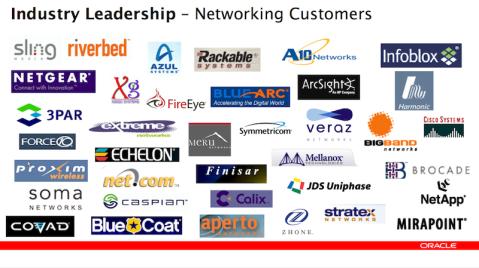 Nascar Slide of Logos
